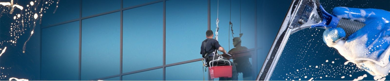 Window cleaning service